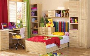Мебель в детскую на заказ: СТАНДАРТ