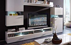 Мебель в гостинную на заказ: ПРЕМИУМ