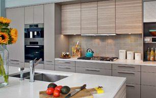 Деревянные кухни на заказ: Стандарт